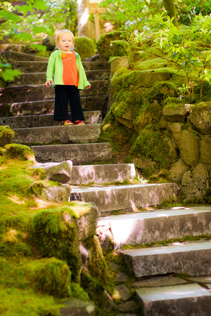 A photograph taken at Portland Japanese Garden