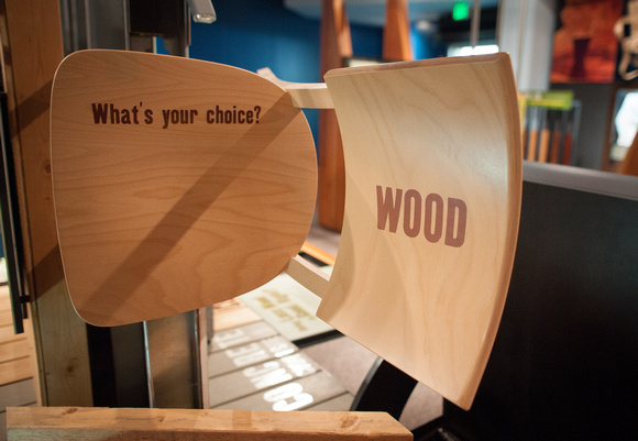 A photograph taken at World Forestry Center