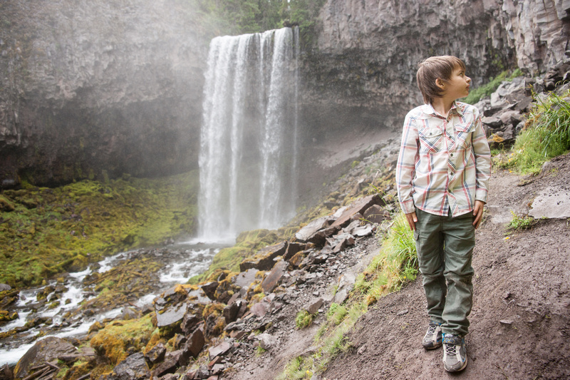 A photograph taken at Tamawanas Falls