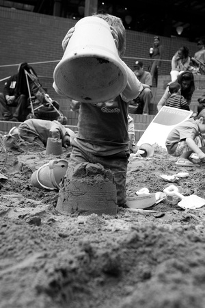 A photograph taken at Yoshida's Sand in the City