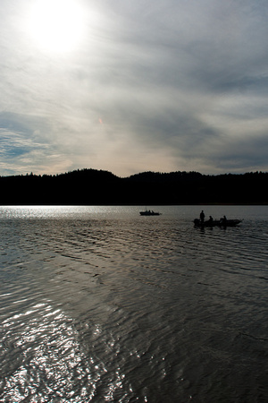 A photograph taken at Henry Hagg Lake Park