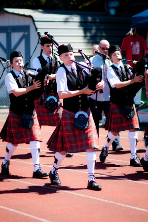 A photograph taken at Portland Highland Games