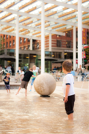 A photograph taken at Director Park