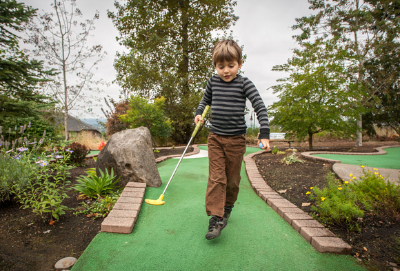 A photograph taken at Eagle Landing Miniature Golf