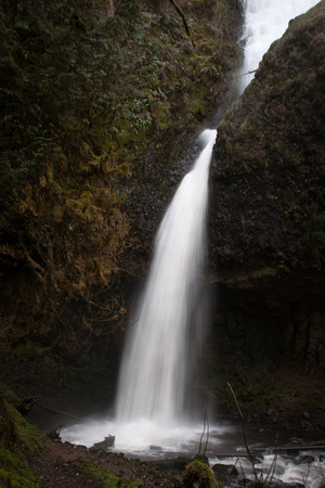 A photograph taken at Latourell Falls