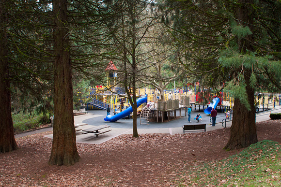 A photograph taken at Washington Park Playground
