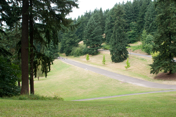 A photograph taken at Mount Tabor Park